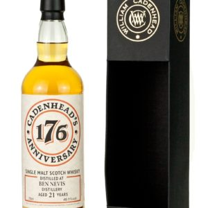 Product image of Ben Nevis 21 Year Old 1996 Cadenhead's 176th Anniversary from The Whisky Barrel