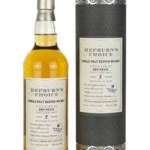Product image of Ben Nevis 7 Year Old 2011 Hepburn's Choice from The Whisky Barrel