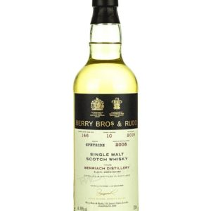 Product image of Benriach 10 Year Old 2008 Berry Bros & Rudd from The Whisky Barrel
