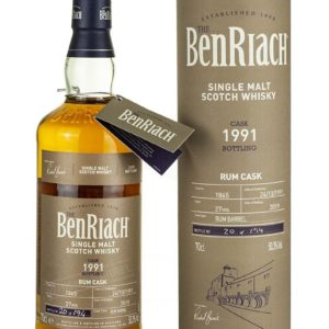 Product image of Benriach 27 Year Old 1991 Batch 16 from The Whisky Barrel