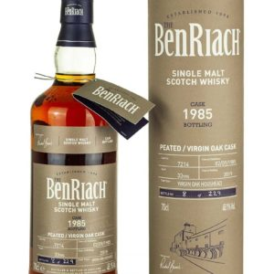 Product image of Benriach 33 Year Old 1985 Batch 16 from The Whisky Barrel