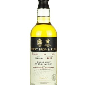 Product image of Blair Athol 10 Year Old 2008 Berry Bros & Rudd from The Whisky Barrel