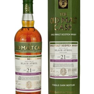 Product image of Blair Athol 21 Year Old 1995 Old Malt Cask from The Whisky Barrel