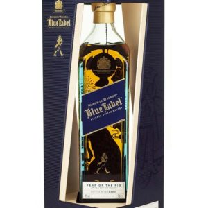 Product image of Blended Scotch Johnnie Walker Blue Label Year of the Pig 2019 from The Whisky Barrel