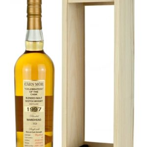Product image of Blended Scotch Wardhead 21 Year Old 1997 Carn Mor Celebration from The Whisky Barrel