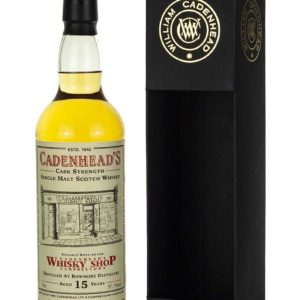Product image of Bowmore 15 Year Old 2003 Campbeltown 2018 Release Cadenhead's from The Whisky Barrel
