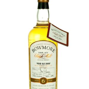 Product image of Bowmore 6 Year Old Feis Ile 2006 from The Whisky Barrel