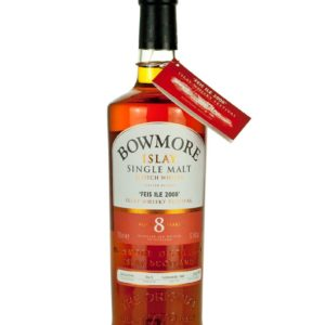 Product image of Bowmore 8 Year Old Feis Ile 2008 from The Whisky Barrel