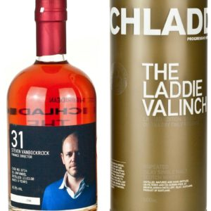 Product image of Bruichladdich Crew Valinch 31 Steven Vanbockrijck from The Whisky Barrel