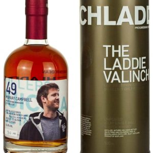 Product image of Bruichladdich Crew Valinch 50 Murray Campbell from The Whisky Barrel