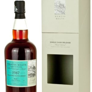 Product image of Bunnahabhain 29 Year Old 1987 The Viceroy's Elixir Wemyss from The Whisky Barrel