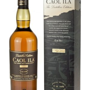 Product image of Caol Ila 2004 Distillers Edition from The Whisky Barrel