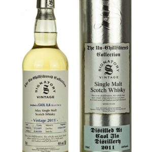 Product image of Caol Ila 8 Year Old 2011 Signatory Un-Chillfiltered from The Whisky Barrel