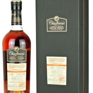 Product image of Caperdonich 22 Year Old 1995 Chieftain's from The Whisky Barrel