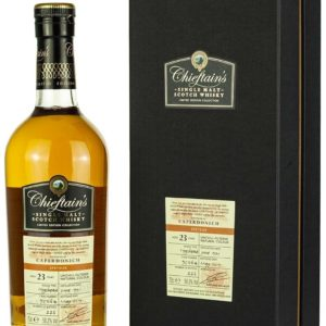 Product image of Caperdonich 23 Year Old 1995 Chieftain's from The Whisky Barrel