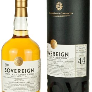 Product image of Carsebridge 44 Year Old 1973 Sovereign 10th Anniversary from The Whisky Barrel