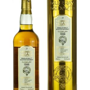 Product image of Clynelish 21 Year Old 1996 Murray McDavid Mission Gold from The Whisky Barrel