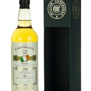 Product image of Cooley 11 Year Old 1992 Cadenhead's from The Whisky Barrel