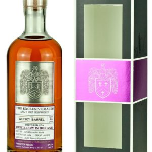 Product image of Cooley 14 Year Old 2003 Exclusive Malts Exclusive from The Whisky Barrel