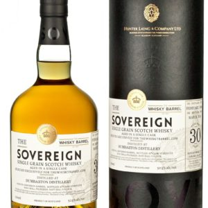 Product image of Dumbarton 30 Year Old 1988 Sovereign Exclusive from The Whisky Barrel
