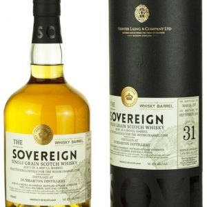 Product image of Dumbarton 31 Year Old 1987 Sovereign Exclusive from The Whisky Barrel
