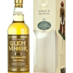 Product image of Glen Mhor 1980 (2011) from The Whisky Barrel