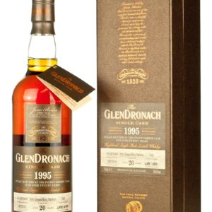 Product image of Glendronach 20 Year Old 1995 Batch 14 from The Whisky Barrel