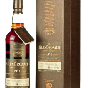 Product image of Glendronach 41 Year Old 1971 Batch 6 from The Whisky Barrel