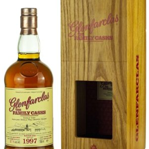 Product image of Glenfarclas 21 Year Old 1997 Family Casks Release W18 from The Whisky Barrel