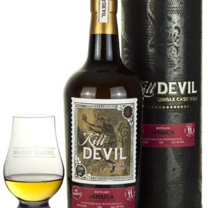 Product image of Hampden 11 Year Old 2007 Kill Devil Exclusive from The Whisky Barrel