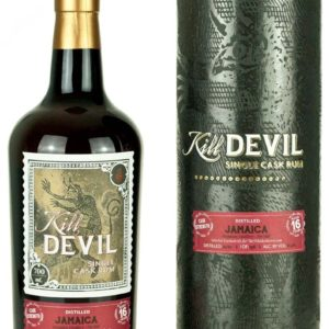 Product image of Hampden 16 Year Old 2001 Kill Devil Exclusive from The Whisky Barrel