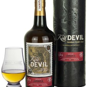 Product image of Hampden 17 Year Old 2001 Kill Devil Exclusive from The Whisky Barrel