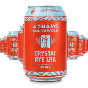 Product image of Jack Brand Crystal Rye IPA from Adnams