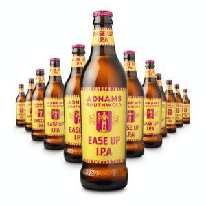 Product image of Jack Brand Ease Up IPA Bottles from Adnams