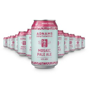 Product image of Jack Brand Mosaic Pale Ale Cans from Adnams