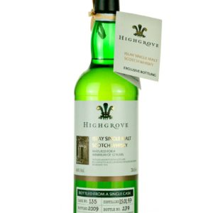 Product image of Laphroaig 1997 Highgrove from The Whisky Barrel