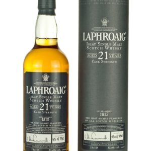 Product image of Laphroaig 21 Year Old Terminal 5 from The Whisky Barrel