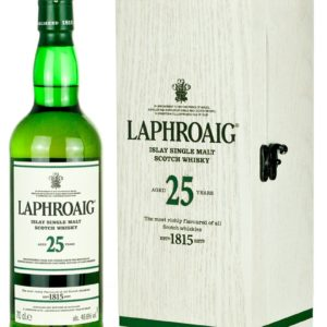 Product image of Laphroaig 25 Year Old 2016 Release from The Whisky Barrel