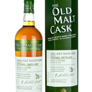 Product image of Littlemill 21 Year Old 1991 Old Malt Cask from The Whisky Barrel