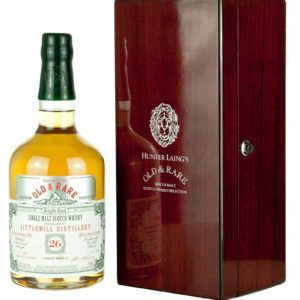 Product image of Littlemill 26 Year Old 1988 Old & Rare Exclusive from The Whisky Barrel