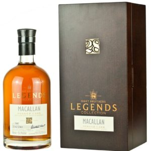 Product image of Macallan 28 Year Old 1989 Legends Collection from The Whisky Barrel