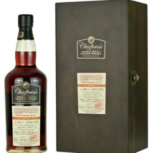 Product image of Mystery Malt 20 Year Old 1997 Cigar Malt Chieftan's from The Whisky Barrel