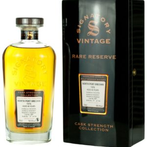Product image of North-Port Brechin 40 Year Old 1976 Signatory Rare Reserve from The Whisky Barrel