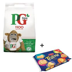 Product image of PG Tips Pyramid Tea Bag Pk1100 - 67395661 from Euroffice
