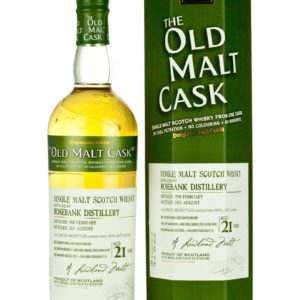 Product image of Rosebank 21 Year Old 1990 Old Malt Cask from The Whisky Barrel