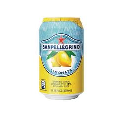 Product image of San Pellegrino Limonata Lemon 330ml Cans (24 Pack) from Euroffice