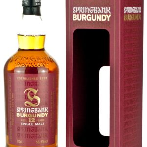 Product image of Springbank 12 Year Old Burgundy Wood from The Whisky Barrel