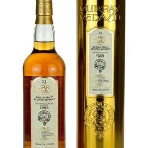 Product image of Springbank 23 Year Old 1993 Murray McDavid Mission Gold from The Whisky Barrel