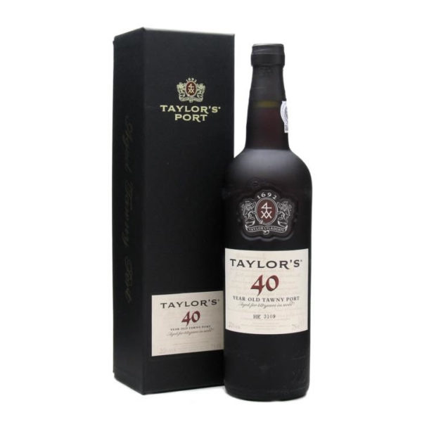 Product image of Taylors 40yo Tawny Port 75cl from DrinkSupermarket.com