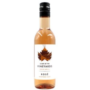 Product image of A Day At The Vineyards Rose Pet from Drinks&Co UK
